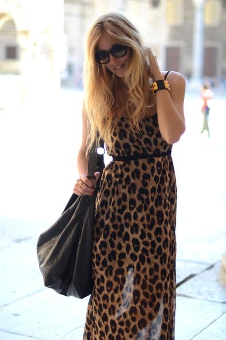 Λεοπαρ φορεμα