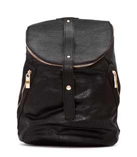 Μαύρη Τσάντα πλάτης Duffel bag τσάντες