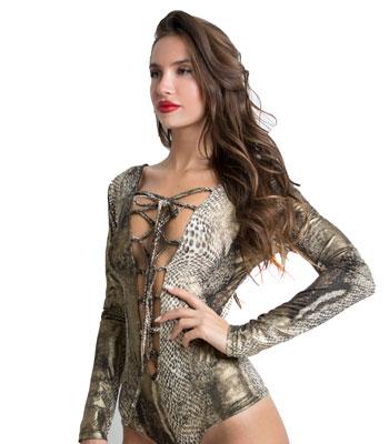 Κορμάκι φίδι με χαμηλό εμπρός δέσιμο ρούχα   μπλούζες   top   κορμάκια