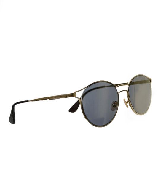 a53308e5a5 Οβάλ μεταλλικά γυαλιά ηλίου καθρεύτης (Χρυσά)