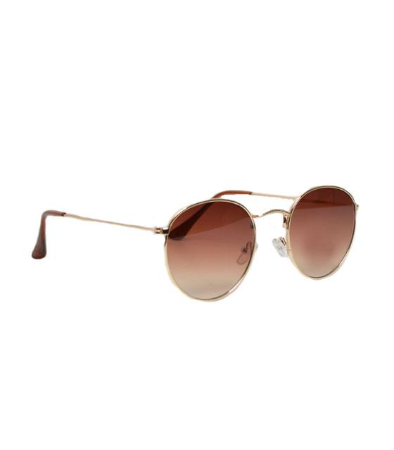 79fcea8b18 Γυαλιά ηλίου οβάλ καφέ