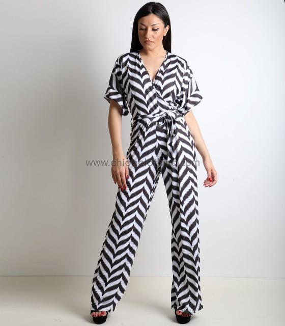 Ολόσωμη φόρμα ψαροκόκκαλο