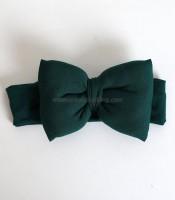 Παιδική κορδέλα με φιόγκο (Πράσινο)