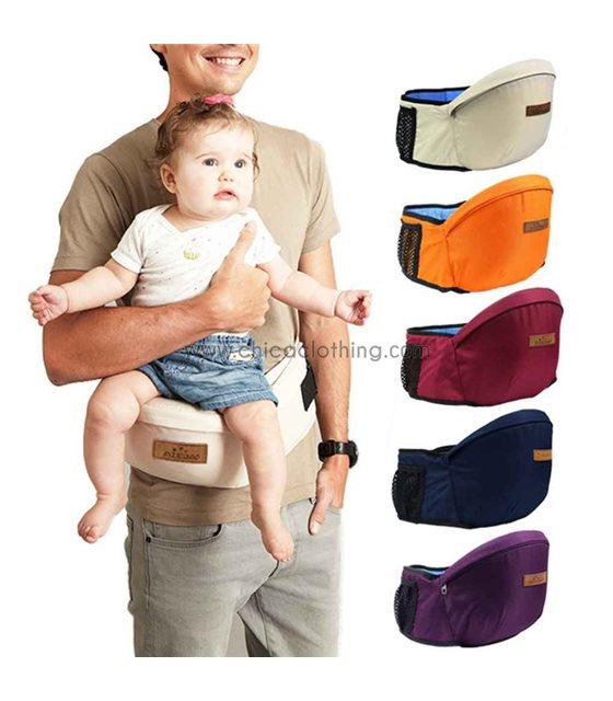 Βρεφικό κάθισμα μέσης για νεογέννητα (ΜΠΕΖ)