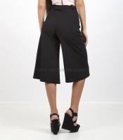 zip kilot black pants