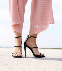 20b338340b71 Γυναικεία πέδιλα (strappy sandals)  Η απόλυτη τάση