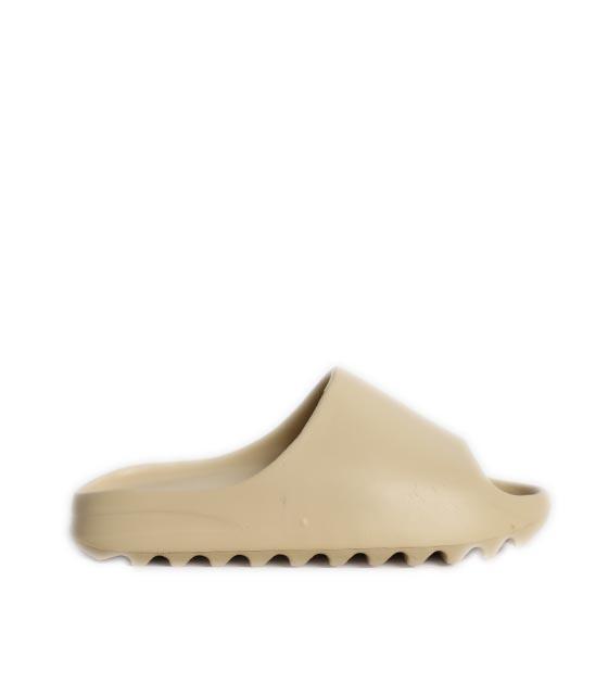 Sliders παντόφλες με τρακτερωτό πάτο (Μπεζ)