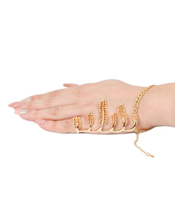 Δαχτυλίδι-βραχιόλι