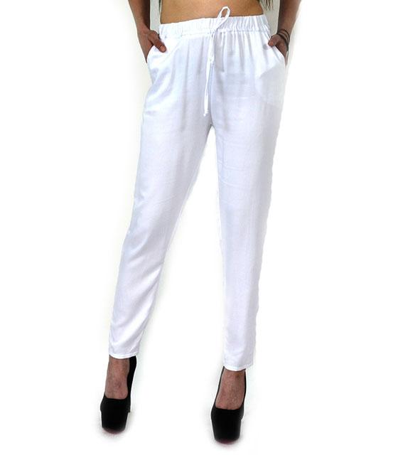 Παντελόνα λευκή ρούχα   bottoms   παντελόνια