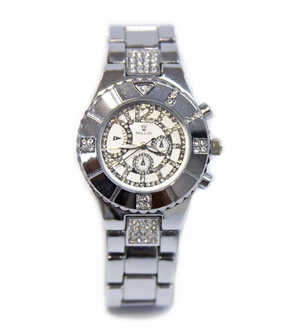 Ρολόι faux bijoux ασημι (1778) αξεσουάρ   ρολόγια