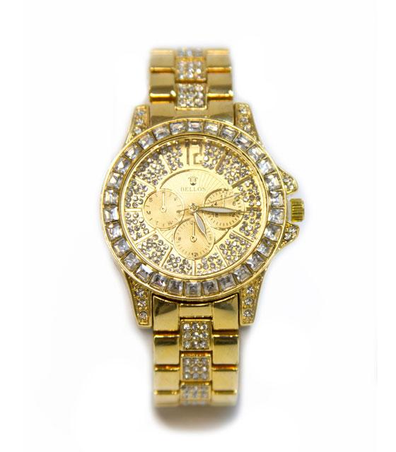Ρολοι faux bijoux χρυσο (1807) αξεσουάρ   ρολόγια