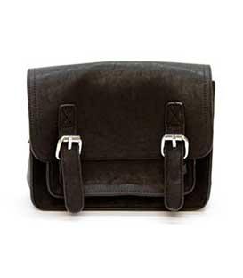 Bag postman's black