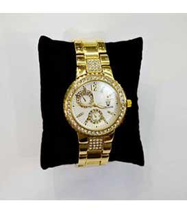 Ρολόι faux bijoux χρυσό (203) αξεσουάρ   ρολόγια