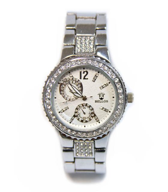 Ρολόι faux bijoux ασημί (209) αξεσουάρ   ρολόγια