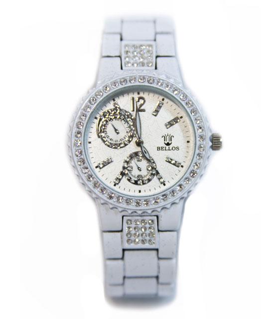 Ρολόι faux bijoux λεύκο (211) αξεσουάρ   ρολόγια