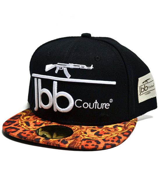 Black cap JBB Coulture