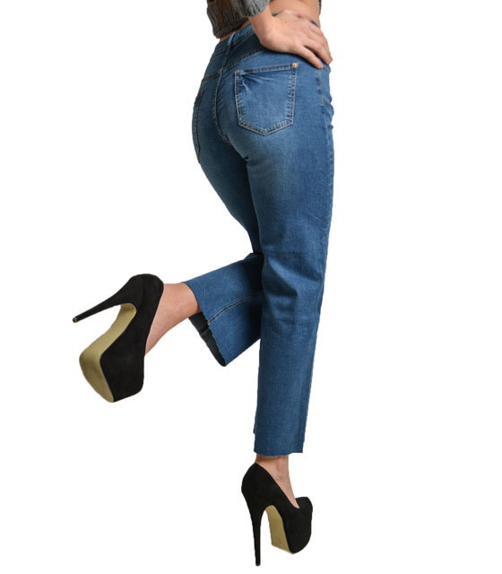 Denim culotte