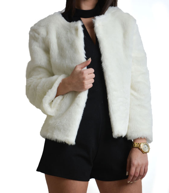 Short fur (White)