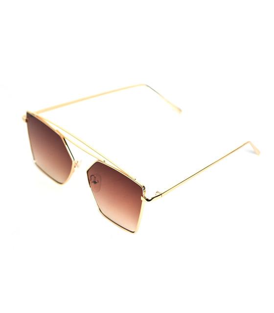 Γυαλιά μεταλλικά με sepia φακό αξεσουάρ   γυαλιά ηλίου