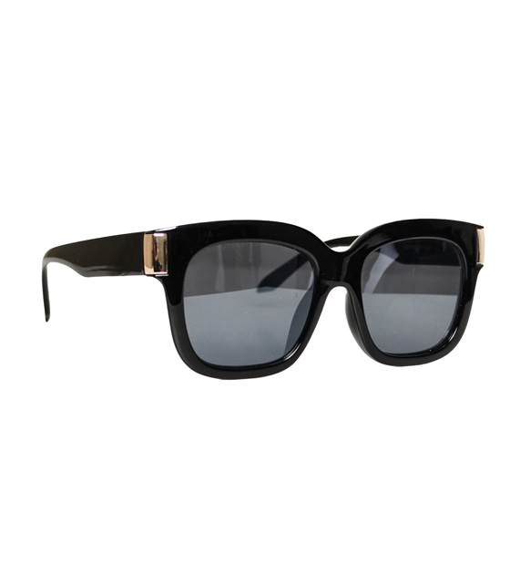 Bony black mask sunglasses