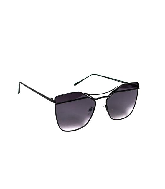 Μεταλλικά γυαλιά ηλίου Με καφέ φακό