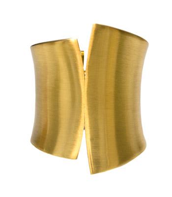 Βραχιόλι χρυσό φό μεταλλικό