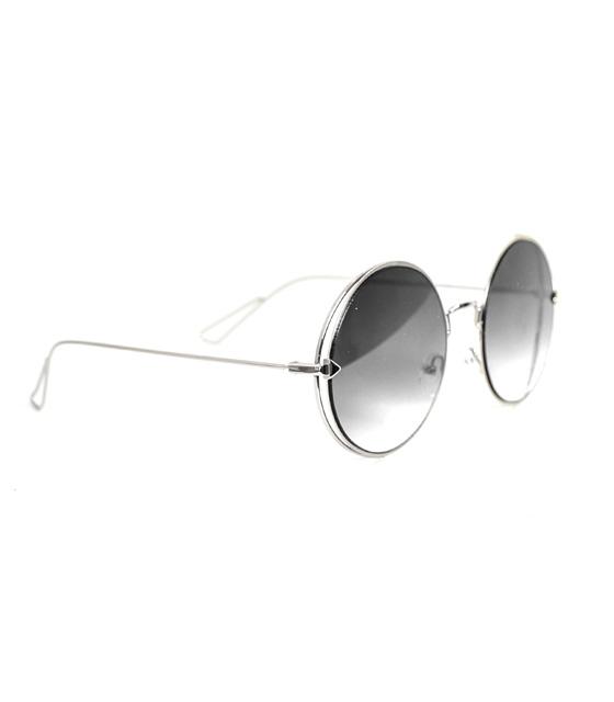 Στρόγγυλα γυαλιά ηλίου καθρεύτης