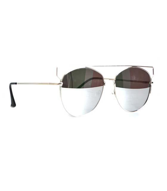 Γυαλιά με τετραγωνισμένο σύρμα καθρεύτης