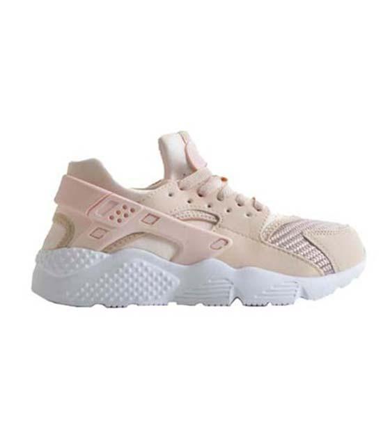 Ροζ sneaker με λαστιχένιες λεπτομέρειες
