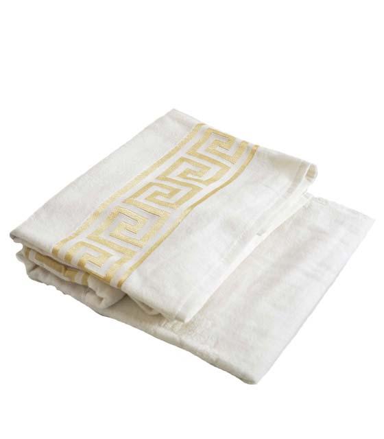 Μπορντό πετσέτα θαλάσσης