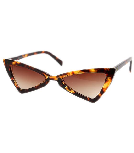 Ταρταρούγα γυαλιά ηλίου γατίσια με γωνίες